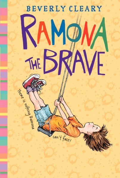 Ramona the Brave, cover by Jacqueline Rogers