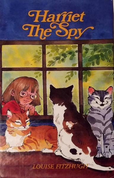 Harriet the Spy, featuring cats