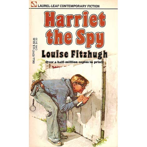 Harriet the Spy, fence cover
