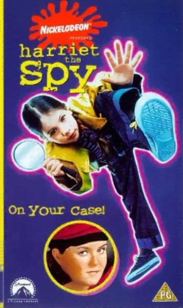 Harriet the Spy, the movie