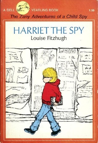 Harriet the Spy, Fitzhugh variant cover