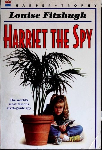 Harriet the Spy, photographic cover