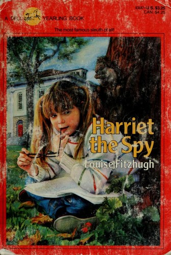 Harriet the Spy, pigtails cover