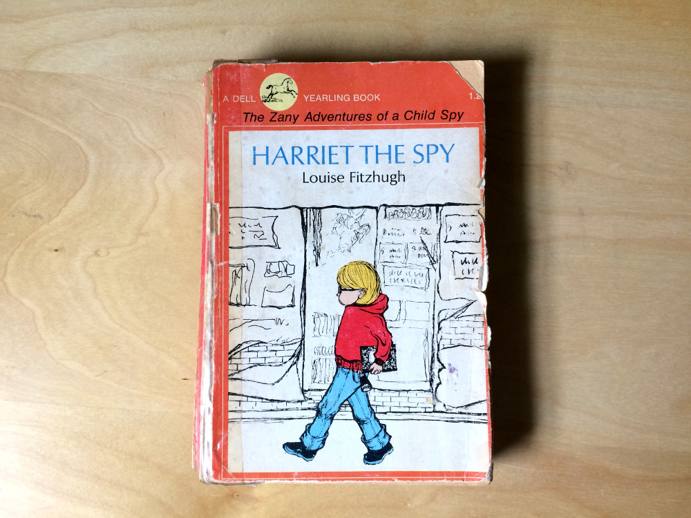 Harriet the Spy, cover