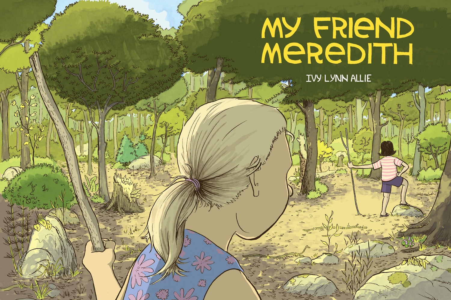 My Friend Meredith, Cover